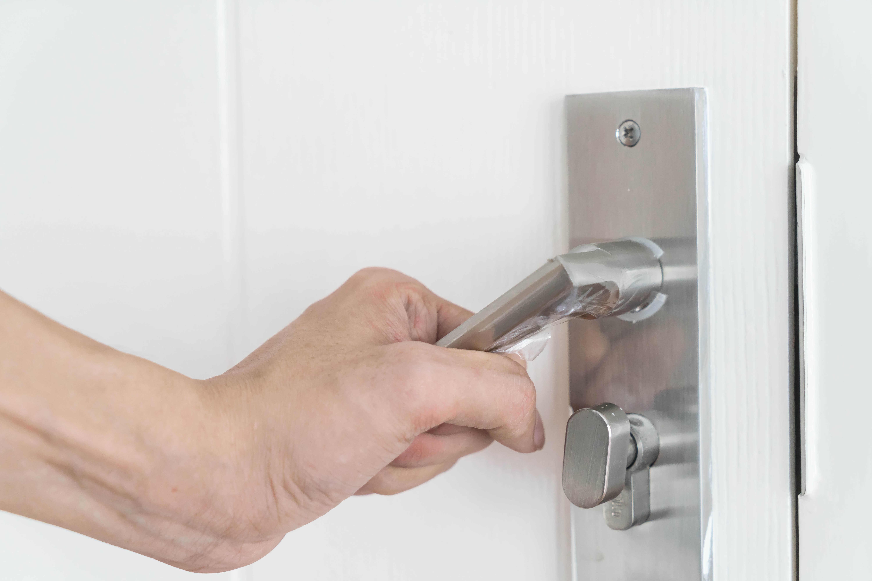 תיקון לשונית בדלת, בדיקת תקינות הלשונית